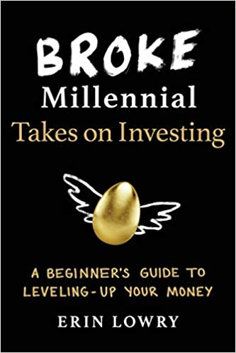 Broke Millennial Takes On Investing Book Cover