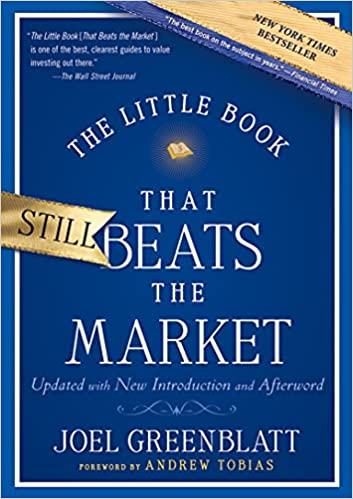The Little Book That Still Beats the Market Book Cover