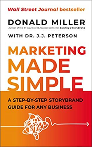 Marketing Made Simple Book Cover