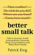 Better Small Talk Book Cover