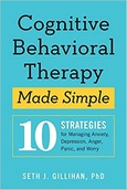 Cognitive Behavioral Therapy Made Simple Book Cover