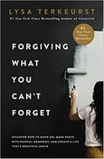 Forgiving What You Can't Forget Book Cover
