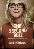 The 5 Second Rule Book Cover