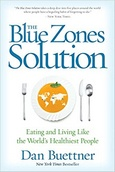 The Blue Zones Solution Book Cover