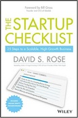The Startup Checklist Book Cover
