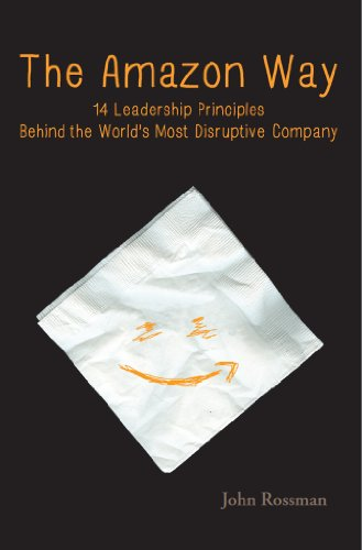 The Amazon Way Book Cover