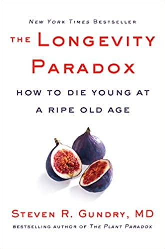 The Longevity Paradox Book Cover
