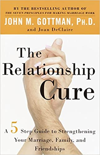The Relationship Cure Book Cover