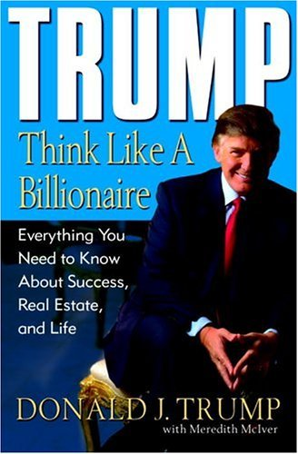 Trump: Think Like a Billionaire Book Cover