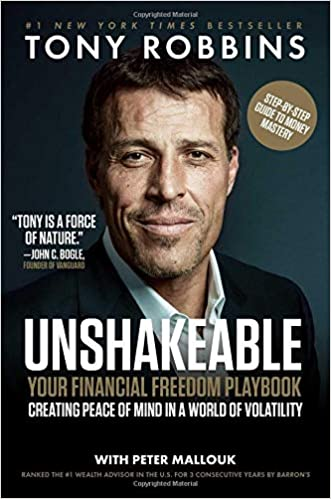 Unshakeable: Your Financial Freedom Playbook Book Cover