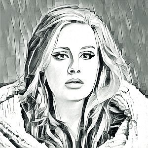 Adele Laurie Blue Adkins image
