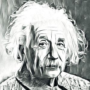 Albert Einstein image
