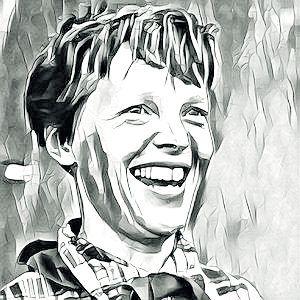 Amelia Earhart image
