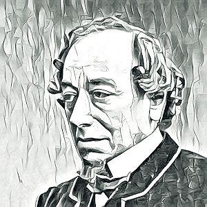 Benjamin Disraeli image