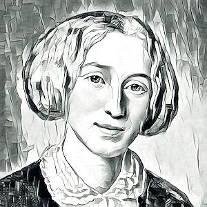 George Eliot image
