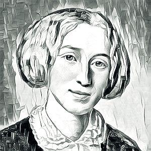 George Eliot image