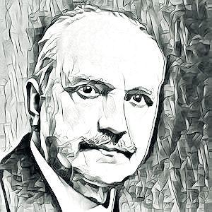 George Santayana image