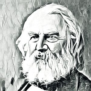 Henry W. Longfellow image