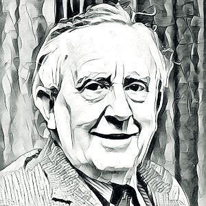 J. R. R. Tolkien image