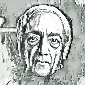 Jiddu Krishnamurti image