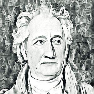 Johann Wolfgang Von Goethe image