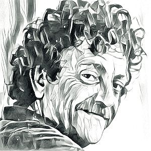 Kurt Vonnegut image