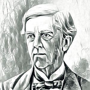 Oliver Wendell Holmes image