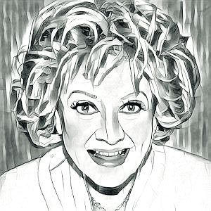 Phyllis Diller image
