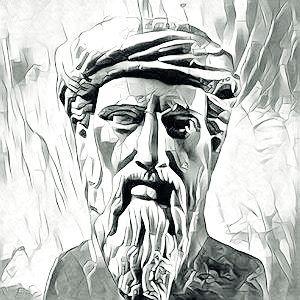 Pythagoras image
