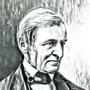 Ralph Waldo Emerson image