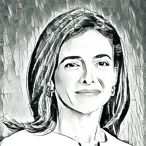 Sheryl Sandberg image