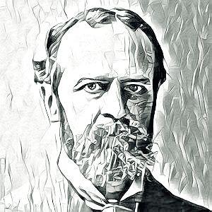 William James image