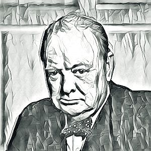 Winston S. Churchill image