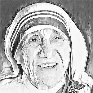 Mother Teresa photo