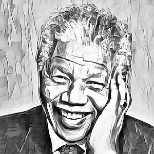 Nelson Mandela photo