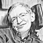 Steven Hawking photo